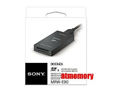 Sony MRW-E90 XQD SD SDHC SDXC Memory Card Reader USB3.1 Genuine