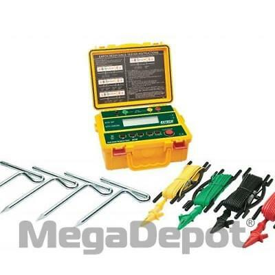 Extech GRT300, 4-Wire Earth Ground Resistance Tester Kit