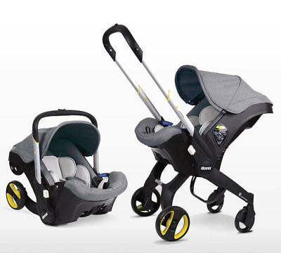 Brand new in box Doona car seat stroller in Storm group 0+ birth to 13kg