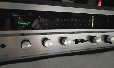 Sansui 210 Stereo Tuner Amplifier - Near Mint Condition