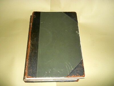 Harmsworth Atlas and World Gazetteer. Bound book published in 1905