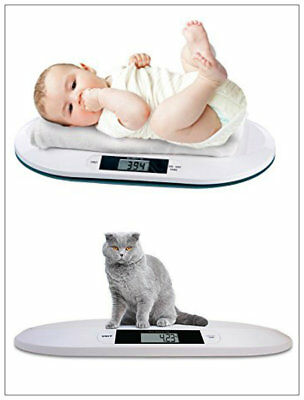 Electronic Digital Baby Infant Pet Bathroom Weighing Scales 20KGS/44LBS - 10G
