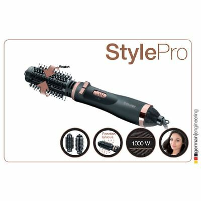 Beurer Style Pro HT80 Ceramic Rotating Hot Air Brush Dryer Blower 1000W
