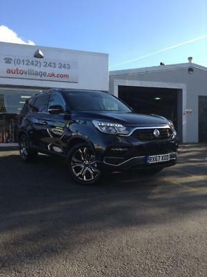 2017 SsangYong Rexton 2.2 Ultimate 5dr Auto  Extras 4x4 CAR OF THE YEAR 5 doo...