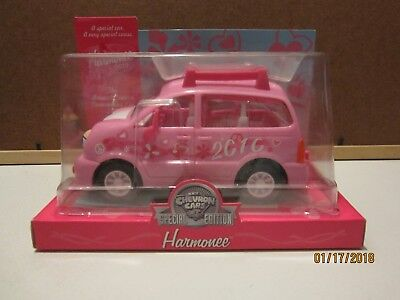Harmonee The Breast Cancer Awareness Car 2010 Chevron Cars Spec Ed 10th Anniv.