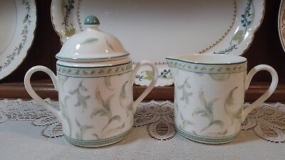 FITZ & FLOYD china In Glaze Blue Cup & Saucer Set 2-1/8\