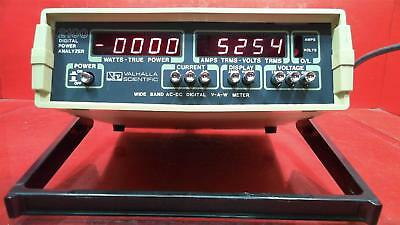 Valhalla 2100 Digital Power Analyzer S/N 34870