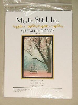Mystic Stitch, Quiet Still in the Park (NFP-56) New in Package