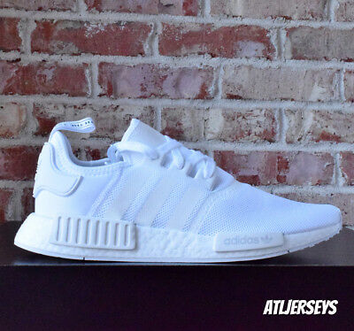 Adidas Nmd_R1 Nmd R1 Boost White Trace Grey Size Cq2411