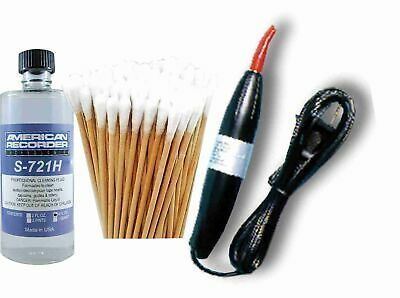 Tape Recorder Cleaning Kit