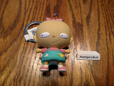 Nickelodeon Collector Figural Keyring Series 2 3 Inch Exclusive A Lillian