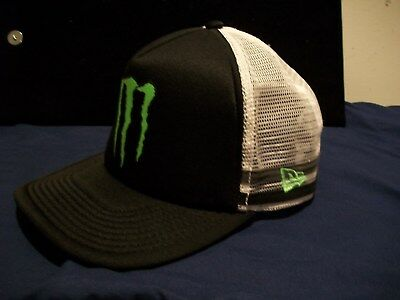 MONSTER ENERGY ATHLETE only hat 8a76d4f72d3