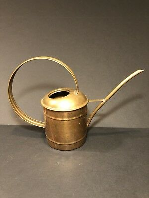 Small Antique Copper Watering Can~ French?