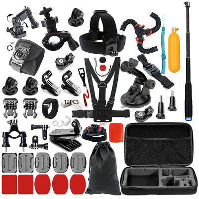 Accessories Kit Set for Gopro hero 7 6 5 Session 4 3 2 SJCAM/Xiaomi yi EKEN H9R