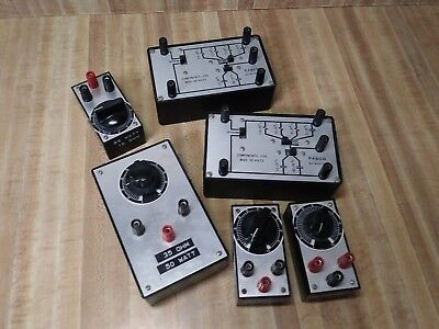 Vintage Test Equipment Lot Function Generators? Untested SHIPS FREE Pasco Scient
