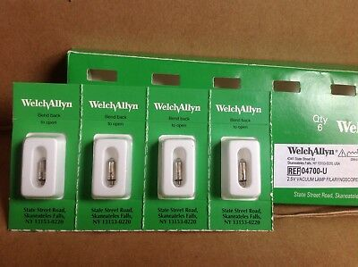 04700-U Welch Allyn Replacement Bulbs