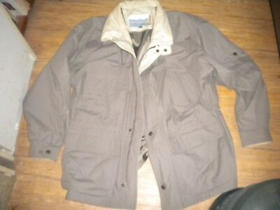 MEN'S OR UNISEX sz 42 jacket Casual man  brand polyester cotton