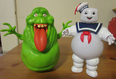 Ghost Busters Talk And Lite-Up Characters