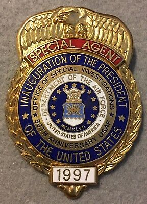 Obsolete OSI 1997 Inauguration Numbered Free Ship
