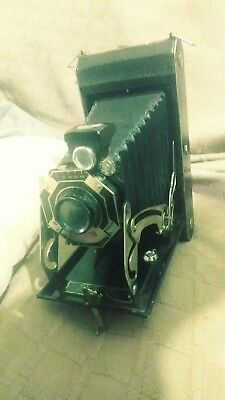 Antique Art Deco Six-16 Kodak Camera! Nice