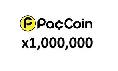 1 Million PAC Coins direct to your wallet - Crypto Currency like Bitcoin