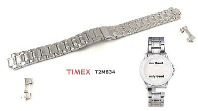 Timex Replacement Band for T2M834 Sport Chic Crystal Ladies - Fits with T2M835