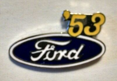 1953 FORD Hat/Lapel Pin