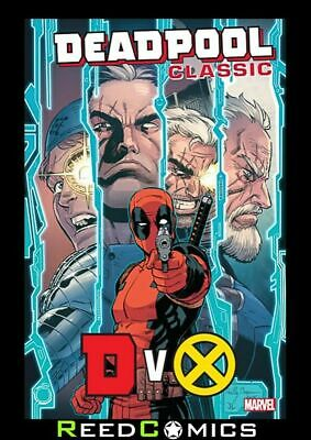 DEADPOOL CLASSIC VOLUME 21 DXV GRAPHIC NOVEL (368 Pages) New Paperback