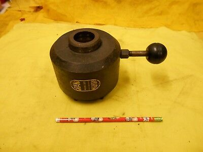 GRAND GERMANY SPINDLE NOSE SOUTH BEND LATHE COLLET CHUCK 1 1/2-8 mount