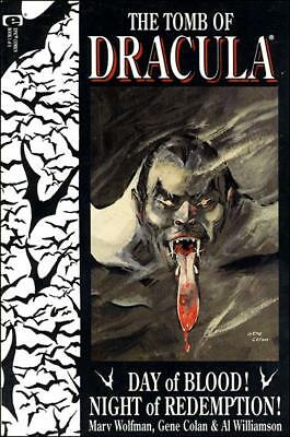 Tomb Of Dracula (1991)   #1 to 4 Complete   NM- to NM/M