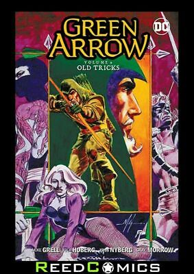 GREEN ARROW VOLUME 9 OLD TRICKS GRAPHIC NOVEL Collects (1988) #73-80 and more!