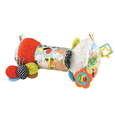 ELC Tummy Time Roller Blossom Farm Early Learning Centre