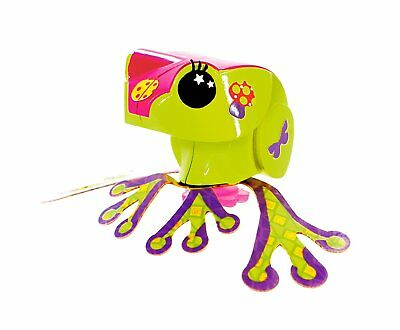 """Amigami  Frog Mini toy 1.25"""" Mattel figure made by you  Frog gift holidays"""