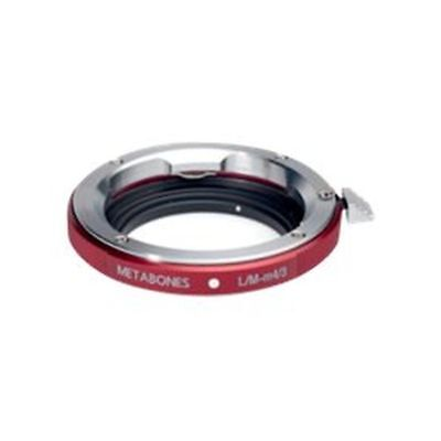 Metabones Adapter Leica M to MTF red MB_LM-M43-RM1 Lenti