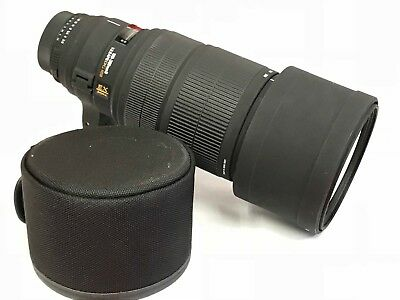 Excellent Sigma 120-300mm f/2.8 EX DG IF HSM APO Telephoto Zoom Lens for Nikon