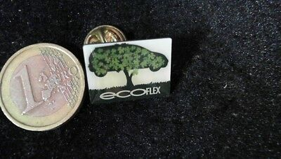 Opel Eco Flex Pin Badge