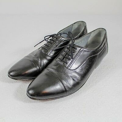 Men's Stacy Adams Leather Ballroom Dance Shoes size 13