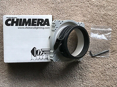 Chimera Speed Ring, Aluminum for Profoto Heads & Profoto HMI 575 and 1200 Lights