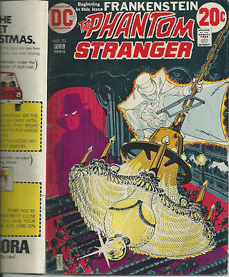 The Phantom Stranger (Dc) Feb 1972