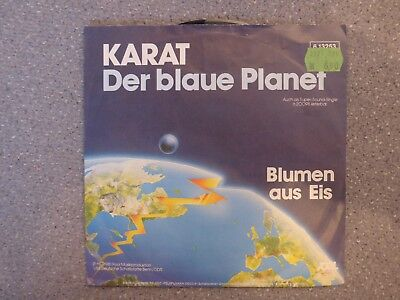 "7""Single - Karat - Der blaue Planet"