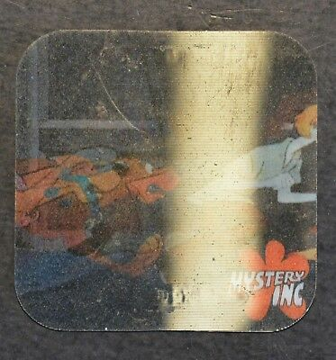 2002 Scooby-Doo Lunchables #7 Haunted