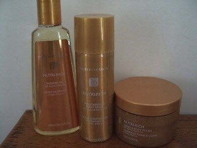 Lot Corps Nutri-Rich Nutrimetics neuf