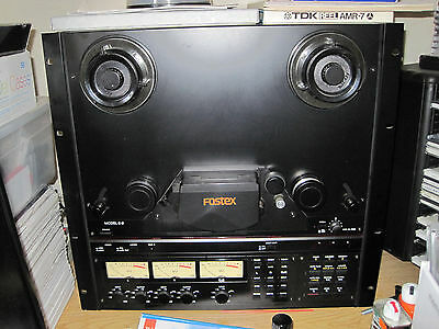 Fostex E-2 Professional 2-Track Reel-To-Reel Mastering Recorder/reproducer