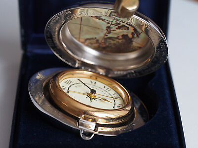The Dalvey VoyagerClock - Reisewecker Modell 1993