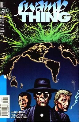 Swamp Thing Vol. 2 (1985-1996) #166