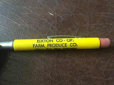 Elkton Co-Op Bullet Pencil
