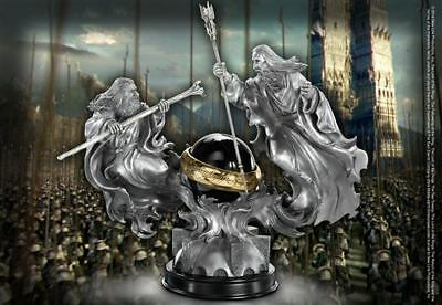 The Battle of The Wizards Zinn-Statue Noble Collection Noble Collection