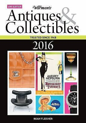 Warman's Antiques & Collectibles 2016 Price Guide Book