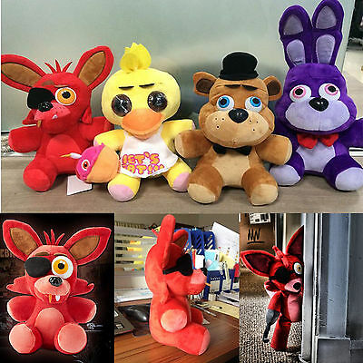 FNAF Five 5 Nights at Freddy's BONNIE Plüsch Plüschtier Spielzeug Stofftier Toys