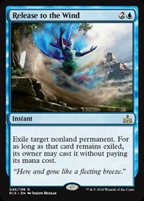 Release to the Wind (FOIL) - MTG Rivals of Ixalan - NEW